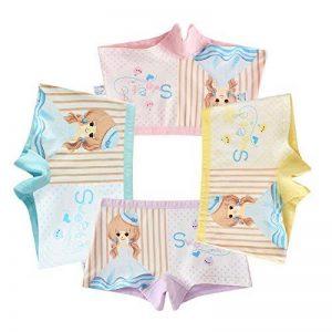 USex Sense Lot de 12 -Panty- Les filles Shorty Culotte Sous-vêtements 2-12 ans de la marque Usex Sense image 0 produit