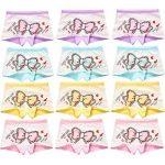 USex Sense Lot de 12 -Panty- Les filles Shorty Culotte Sous-vêtements 2-12 ans de la marque Usex Sense image 1 produit