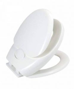 Wenko 110003100 Abattant WC Famille Descente Progressive Blanc de la marque Wenko image 0 produit