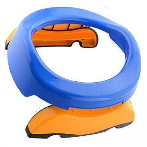 Yxaomite Bébé Pot de Voyage Portable Design, Voiture Voyage Toilette pour Bambin, Entraîneur de Propreté Cadeau pour Enfant de la marque Yxaomite image 0 produit