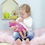 ZAPF La poupée Potty Training 32 cm poupée bébé poupée enfant, rose de la marque My Little Baby Born image 3 produit