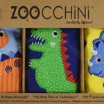 Zoocchini Jurassique Culotte d'Apprentissage pour Garçon 2-3 Ans de la marque Zoocchini image 2 produit